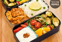 Bento / by Frances Ratner