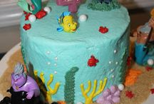 Little Mermaid birthday party!!