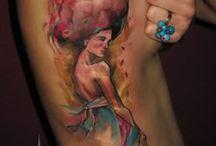 Tattoos / by Eliška Pamp
