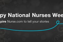 National Nurses Week 2014 / We wish all nurses a very happy National Nurses Week!  / by Nurse.com
