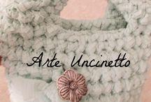 borse / Lavori artigianali   creati con l'aiuto della mia fantasia