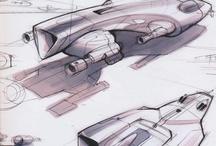 vehicle design / designs of vehicles