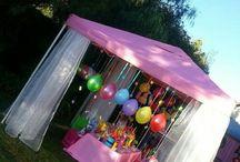 Michayla's 3rd birthday princess party