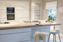 Kitchen Interior Design / Kitchen Interior Design