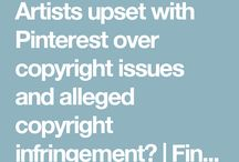 Pinterest Copyright Issues.