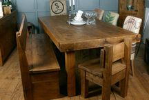 ~Cottage Dining Room~ / Ideas for our dining room
