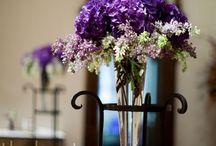 A Perfect Purple Wedding