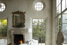 VOGLIO UNA STANZA COSì / Muri, finestre, pavimenti e mobilia varia che mi piacciono.
