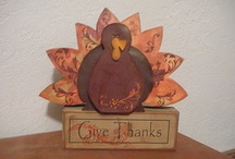 Thanksgiving / by Kristine Fernandez