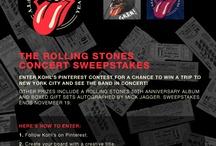 The Rolling Stones Contest -Kohl's  / by Doris Falk
