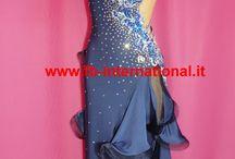 Ballroom and Latin dresses