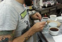 JAVA COFFEE CUPPINGS