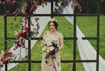 Weddings with lattice