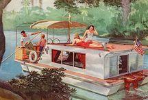 Houseboat Art