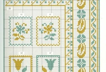 bordures frises fleuris