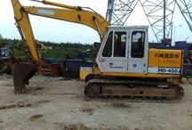 0.5m³ Japan excavator for sale