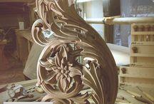 3DecArt | Foto / 3D models carved decor for CNC