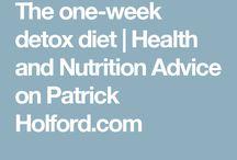 Patrick Holford Dieet