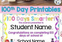 100 days in school