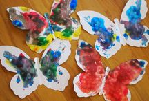 Preschool insect crafts