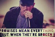 eminem one love