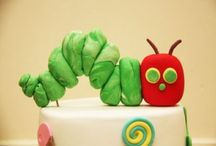 The Very Hungry Caterpillar Cake & Party
