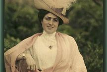 Edwardian | Belle Epoque / Inspirations for a 1890s - 1910s picnic outfit