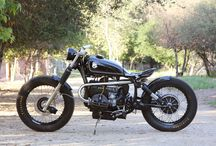 vintage motorcycle / Beautiful antique motorcycles