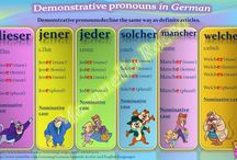 DEMONSTRATIVE PRONONS