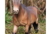 """Trifle the Exmoor Pony Copperfox Model Horse / Images of """"Trifle"""", our Exmoor Pony who is part of our 2016 Copperfox range of model horses."""