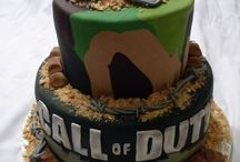 Awesome call of duty cake