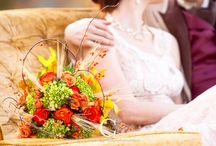 Beautiful Wedding Floral / Bouquets, floral of all kinds for weddings and special events. Wedding bouquets. Centerpieces