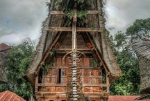 indonesian traditional house