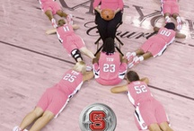 NC State Women's Basketball / by NC State Wolfpack