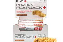 Protein Bars & Snacks