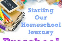 Preschool at home