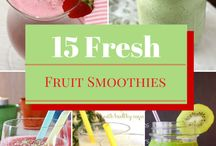 food and more - smoothies