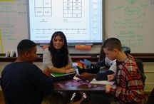 Middle school math / by Jamie Thomas