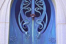 I have a thing for doors... / by Jessica Archer