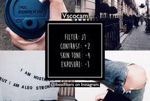 feed de instagram organizado