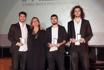 İMİB Tasarım Yarışması 2012 Ödül Töreni / www.tasiyasatantasarimlar.com http://www.facebook.com/TasiYasatanTasarimlar?fref=ts