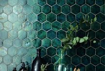 Green Bathroom Inspiration