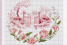 French cross stitch designs / French coss stitch designs and patterns
