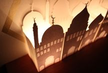 RAMADAN MUSLIMS IDEAS / all about things you can make in ramadan. And some pins about the month Ramadan.