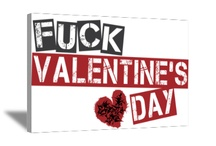 Give Valentines Day the FINGER