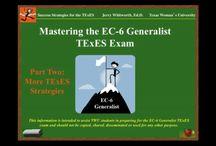 EC-6 generalist