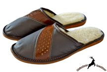 Mens House Slippers for Winter