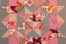 Round robin/Medallion quilt inspiration / by carol clemmons