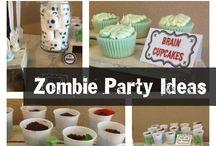 Walking Dead Birthday Party