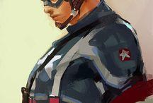 Marvels & DCs